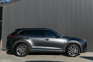 2020 Mazda CX-9 TC GT SKYACTIV-Drive Machine Grey 6 Speed Sports Automatic Wagon.