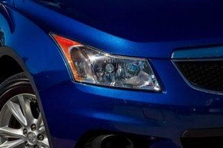 2013 Holden Cruze JH Series II MY14 CD Sportwagon Blue 6 Speed Sports Automatic Wagon