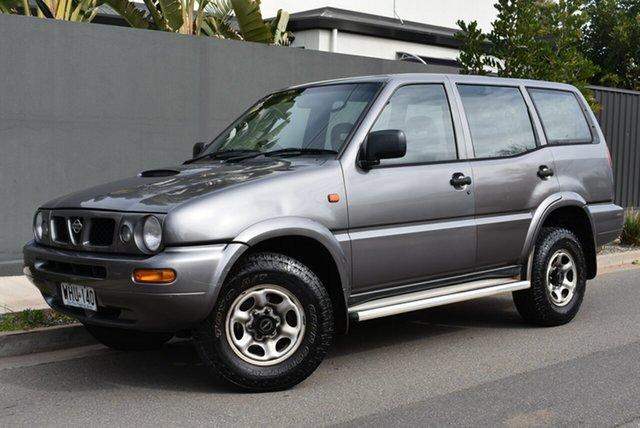 Used Nissan Terrano II  RX, 1999 Nissan Terrano II RX Bronze 5 Speed Manual Wagon