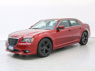 2014 Chrysler 300 MY12 S Red 8 Speed Automatic Sedan.
