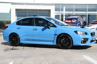 2015 Subaru WRX V1 MY16 Hyper Blue Lineartronic AWD Hyper Blue 8 Speed Constant Variable Sedan.