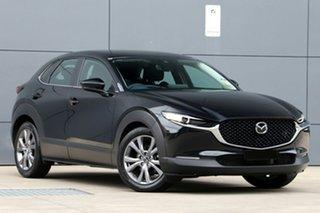 2020 Mazda CX-30 DM2W7A G20 SKYACTIV-Drive Evolve Jet Black 6 Speed Sports Automatic Wagon.