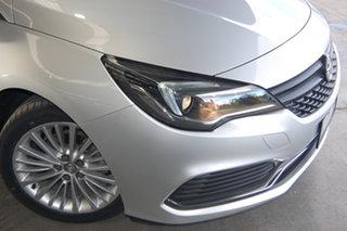 2017 Holden Astra BK MY17 R+ White 6 Speed Sports Automatic Hatchback.