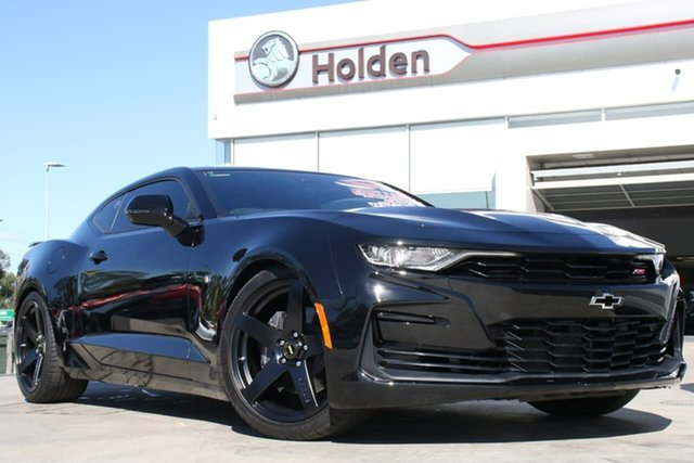 Used Chevrolet Camaro MY19 2SS, 2019 Chevrolet Camaro MY19 2SS Black 6 Speed Manual Coupe