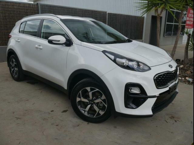 Used Kia Sportage QL MY19 SI (FWD), 2018 Kia Sportage QL MY19 SI (FWD) White 6 Speed Automatic Wagon