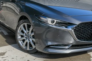 2020 Mazda 3 MAZDA3 N 6AUTO SEDAN X20 ASTINA Machine Grey Sedan.