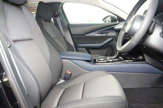 2020 Mazda CX-30 DM2W7A G20 SKYACTIV-Drive Evolve Jet Black 6 Speed Sports Automatic Wagon