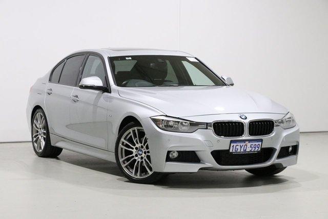 Used BMW 320i F30 MY14 Upgrade , 2014 BMW 320i F30 MY14 Upgrade Silver 8 Speed Automatic Sedan