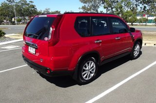 2011 Nissan X-Trail T31 Series IV ST 2WD Red 1 Speed Constant Variable Wagon.