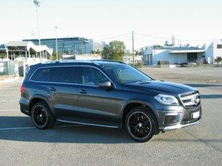 2015 Mercedes-Benz GL500 X166 MY15 Edition S Grey 7 Speed Automatic Wagon.