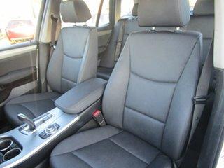 2012 BMW X3 F25 MY0412 xDrive20d Steptronic White 8 Speed Automatic Wagon