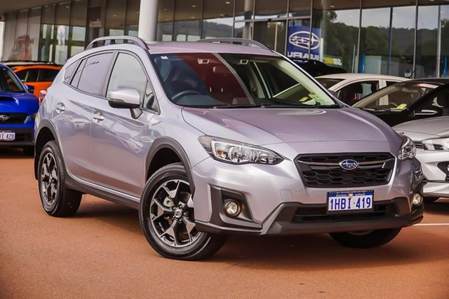 Used Subaru XV G5X MY19 2.0i-L Lineartronic AWD, 2019 Subaru XV G5X MY19 2.0i-L Lineartronic AWD Silver 7 Speed Constant Variable Wagon