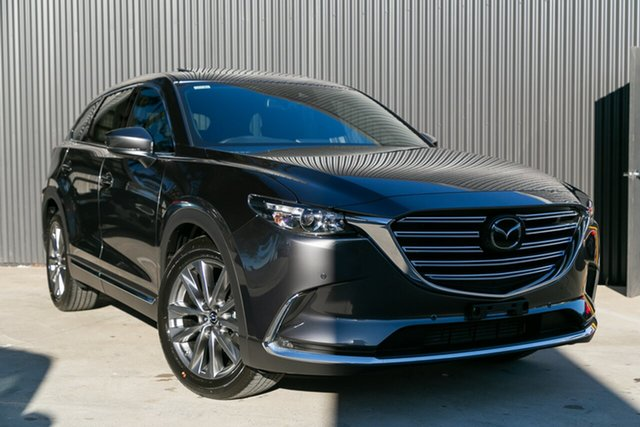 New Mazda CX-9 TC GT SKYACTIV-Drive, 2020 Mazda CX-9 TC GT SKYACTIV-Drive Machine Grey 6 Speed Sports Automatic Wagon