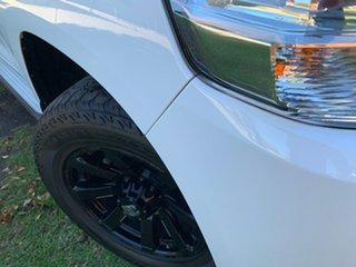 2017 Toyota Landcruiser VDJ200R GXL Glacier White 6 Speed Sports Automatic Wagon.