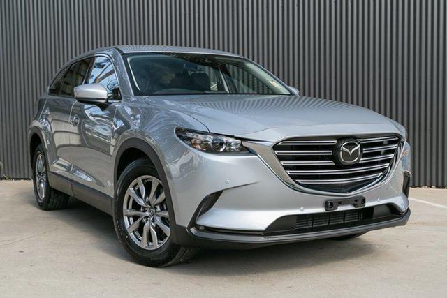 New Mazda CX-9 TC Touring SKYACTIV-Drive, 2020 Mazda CX-9 TC Touring SKYACTIV-Drive Sonic Silver 6 Speed Sports Automatic Wagon