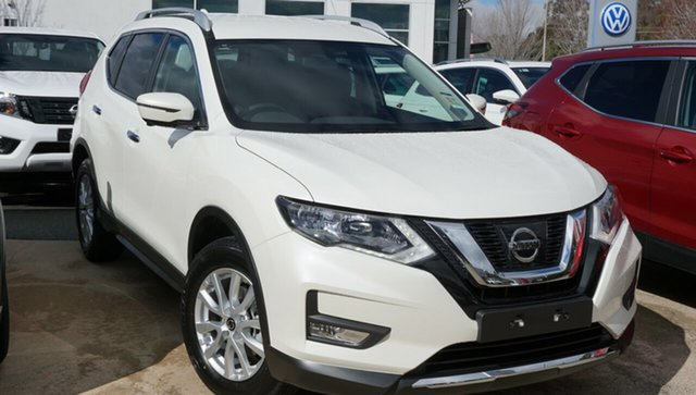 Demo Nissan X-Trail T32 Series II ST-L X-tronic 2WD, 2020 Nissan X-Trail T32 Series II ST-L X-tronic 2WD Snow Storm 7 Speed Constant Variable Wagon