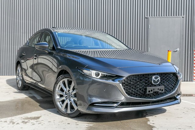 New Mazda 3  , 2020 Mazda 3 MAZDA3 N 6AUTO SEDAN X20 ASTINA Machine Grey Sedan