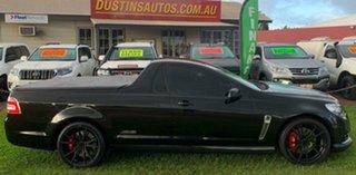 2015 Holden Ute VF MY15 SS V Ute Black 6 Speed Manual Utility.