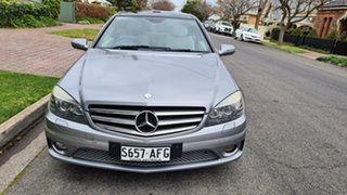 2009 Mercedes-Benz CLC-Class CL203 CLC200 Kompressor Evolution + Grey 5 Speed Automatic Coupe
