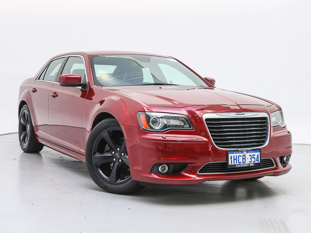Used Chrysler 300 MY12 S, 2014 Chrysler 300 MY12 S Red 8 Speed Automatic Sedan
