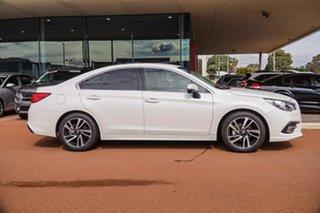 2020 Subaru Liberty 6GEN 2.5I White Constant Variable