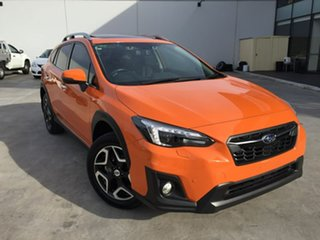 2017 Subaru XV G5X MY18 2.0i-S Lineartronic AWD Orange 7 Speed Constant Variable Wagon.