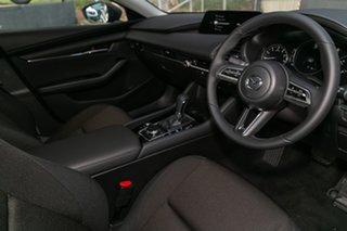 2020 Mazda 3 BP2S7A G20 SKYACTIV-Drive Pure Machine Grey 6 Speed Sports Automatic Sedan