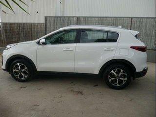 2018 Kia Sportage QL MY19 SI (FWD) White 6 Speed Automatic Wagon