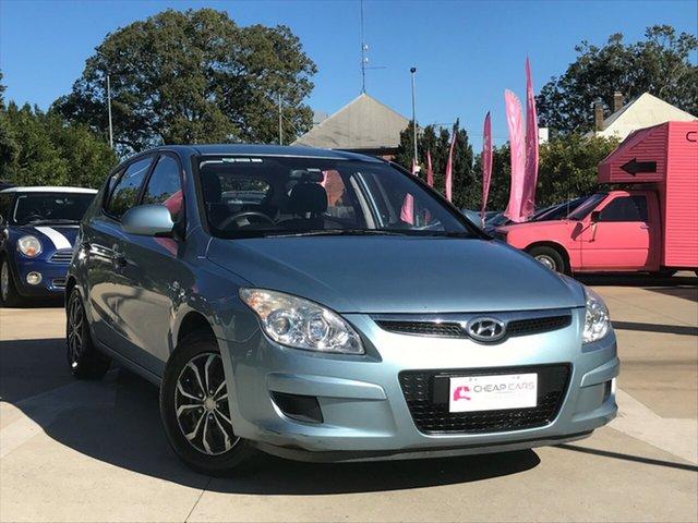 Used Hyundai i30 FD MY10 SX, 2010 Hyundai i30 FD MY10 SX Blue 4 Speed Automatic Hatchback
