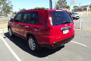 2011 Nissan X-Trail T31 Series IV ST 2WD Red 1 Speed Constant Variable Wagon