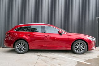 2019 Mazda 6 GL1033 Touring SKYACTIV-Drive Soul Red Crystal 6 Speed Sports Automatic Wagon