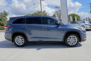 2016 Toyota Kluger GSU50R GX 2WD Blue 6 Speed Sports Automatic Wagon