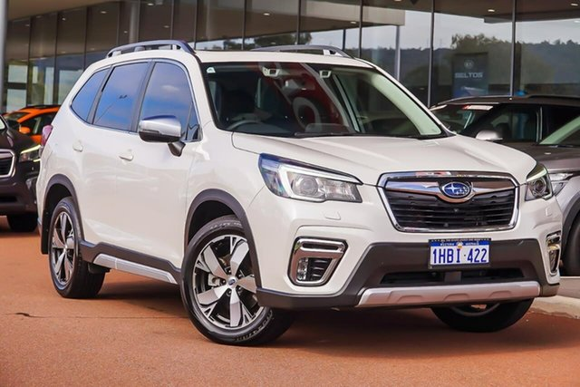 Used Subaru Forester S5 MY19 2.5i-S CVT AWD, 2019 Subaru Forester S5 MY19 2.5i-S CVT AWD White 7 Speed Constant Variable Wagon