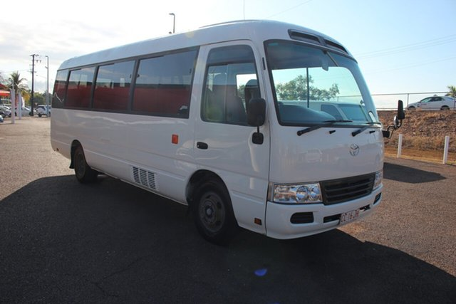 Used Toyota Coaster  , Coaster DLX 4.0L T Diesel Automatic Bus