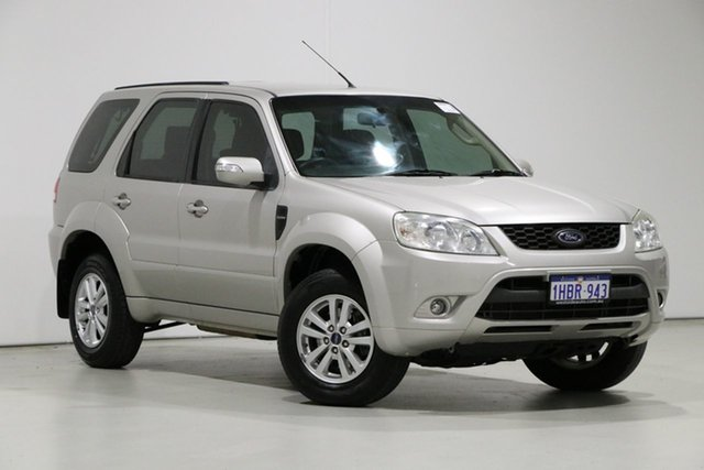 Used Ford Escape ZD , 2010 Ford Escape ZD Gold 4 Speed Automatic Wagon