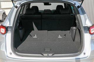 2020 Mazda CX-8 KG2WLA Sport SKYACTIV-Drive FWD Sonic Silver 6 Speed Sports Automatic Wagon