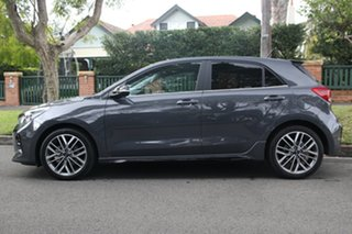 2021 Kia Rio YB MY21 GT-Line DCT Perennial Grey 7 Speed Sports Automatic Dual Clutch Hatchback