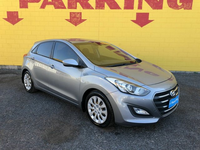 Used Hyundai i30 GD4 Series II MY16 Active DCT, 2015 Hyundai i30 GD4 Series II MY16 Active DCT Silver 7 Speed Sports Automatic Dual Clutch Hatchback