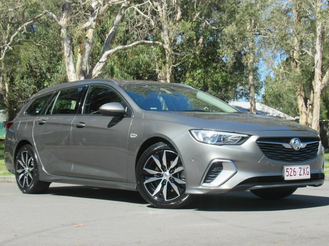 Used Holden Commodore ZB MY18 RS Sportwagon, 2018 Holden Commodore ZB MY18 RS Sportwagon Grey 9 Speed Sports Automatic Wagon