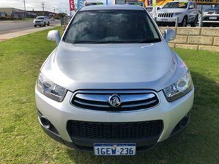 2012 Holden Captiva CG Series II 7 SX Silver 6 Speed Sports Automatic Wagon