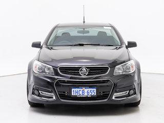 2013 Holden Ute VF SS-V Black 6 Speed Manual Utility.