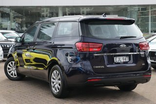 2018 Kia Carnival YP MY18 S Blue 6 Speed Automatic Wagon.