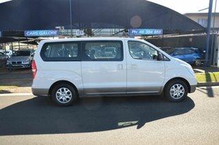 2015 Hyundai iMAX TQ MY13 White 4 Speed Automatic Wagon.