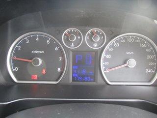 2010 Hyundai i30 FD MY10 SX Black 4 Speed Automatic Hatchback
