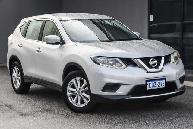 Used Nissan X-Trail T32 ST X-tronic 4WD, 2014 Nissan X-Trail T32 ST X-tronic 4WD Silver 7 Speed Constant Variable Wagon