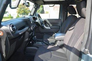 2014 Jeep Wrangler JK MY15 Sport (4x4) Grey 5 Speed Automatic Softtop