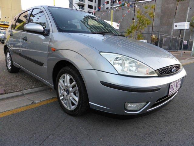 Used Ford Focus LR SR, 2004 Ford Focus LR SR Silver 5 Speed Manual Hatchback