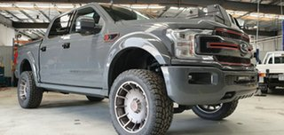 2019 Ford F150 (No Series) Lariat Grey Automatic Utility