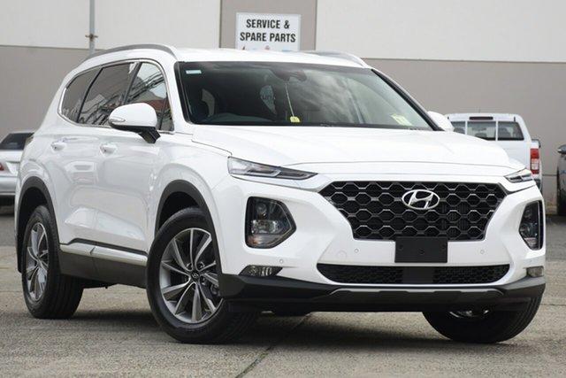 New Hyundai Santa Fe TM.2 MY20 Elite, 2020 Hyundai Santa Fe TM.2 MY20 Elite White Cream 8 Speed Sports Automatic Wagon