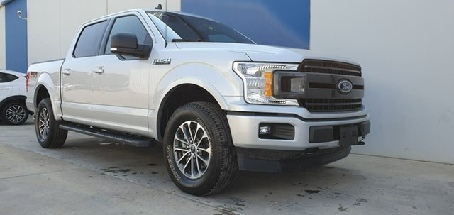 Used Ford F150  XLT, 2019 Ford F150 (No Series) XLT Silver Automatic